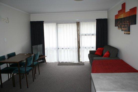 Oxford Court Motel: Lounge