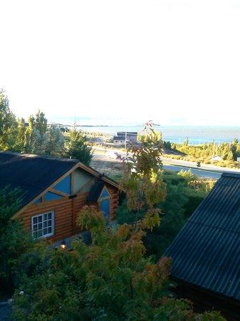 Solares Del Sur : vista desde la terraza de la habitacion