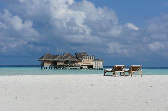 Gili Lankanfushi Maldives : Crusoe 1