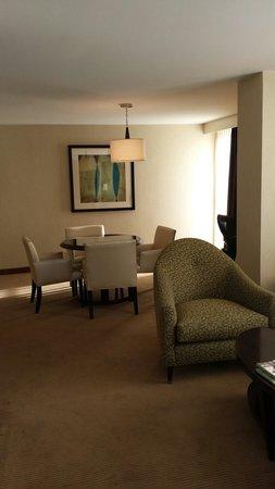 Sheraton Atlanta Hotel : For our 3 year anniversary....