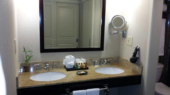 Sheraton Atlanta Hotel: Beautiful in our suite