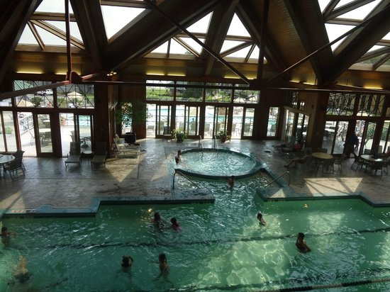 Kingsmill Resort: Indoor pool