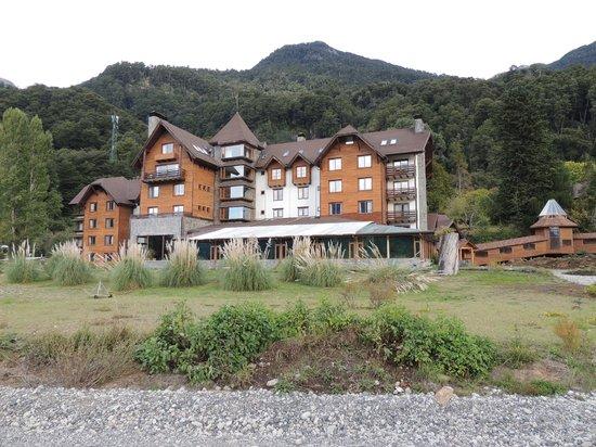Hotel Natura Patagonia: Fachada do Hotel Natura