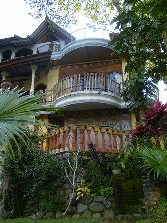 Tirta Asri Ubud: house view