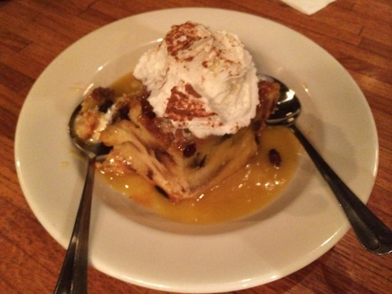 The Kettle: The best Bread Pudding ever'