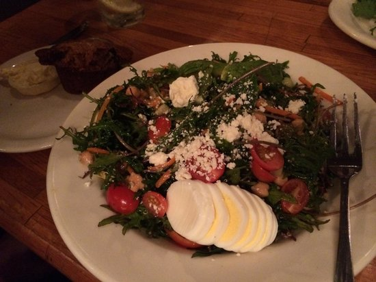 The Kettle: Kale & Quinoa Salad