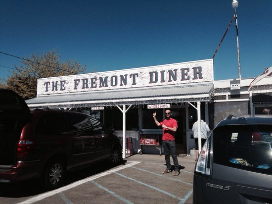 The Fremont Diner: Our visit to Fremont Diner in March 2014