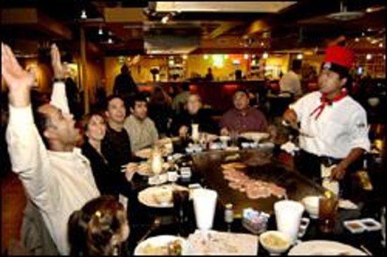 Tokyo Steakhouse & Sushi Bar: fun