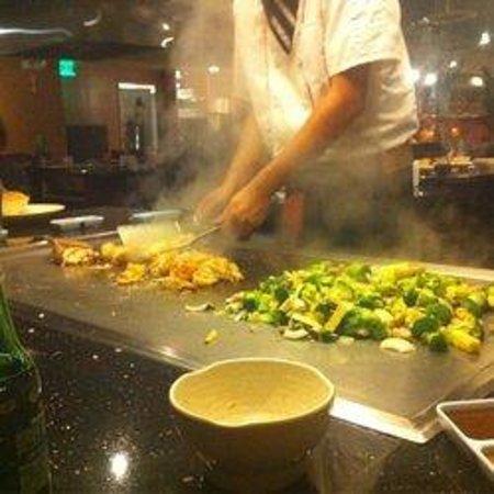 Tokyo Steakhouse & Sushi Bar: dinner