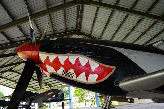 Satria Mandala Museum (Armed Forces Museum): post war fighters