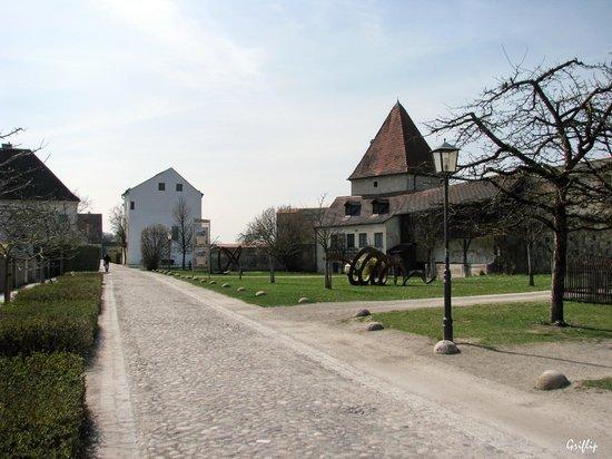 Burg zu Burghausen: Burghausen, το κάστρο