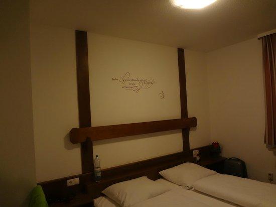 Hotel Alt Bamberg: двухместный номер