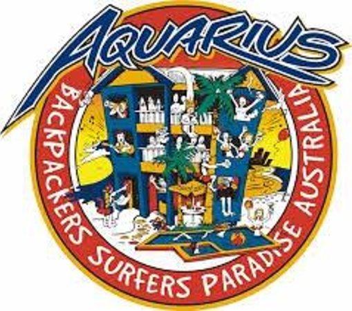 Aquarius Backpackers: Logo