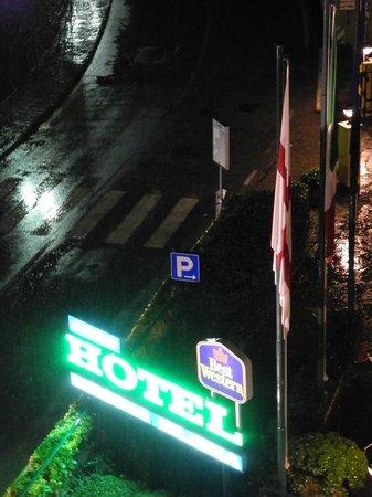 BEST WESTERN Hotel Regina Elena: di notte
