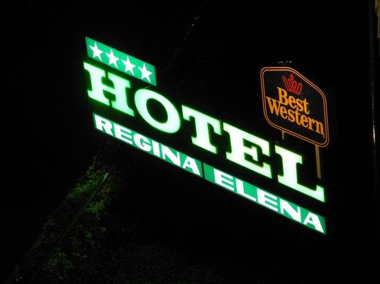 BEST WESTERN Hotel Regina Elena: l'insegna