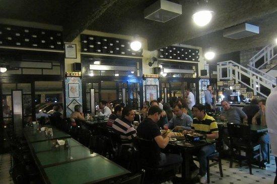 Bar Do Juarez Moema: 店内