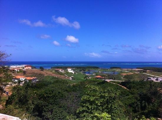Pristine Bay Resort : view from villa