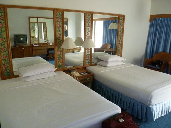Imperial Pattaya Hotel : мой номер