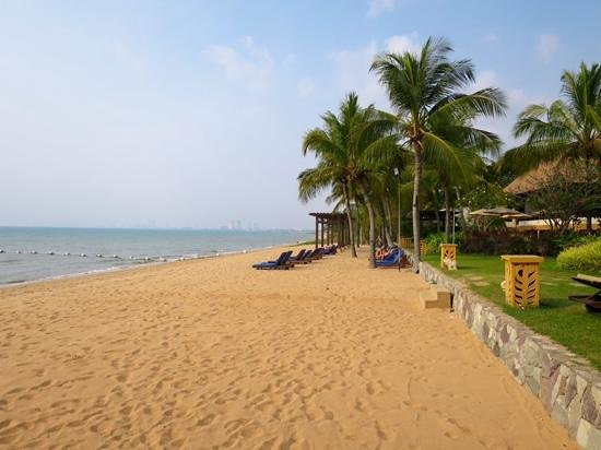 Hotels Jomtien Beach Strand