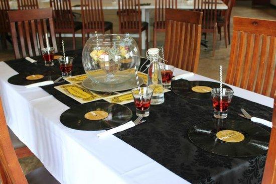 La Vue Guest Lodge and Function Venue : Function Set-up