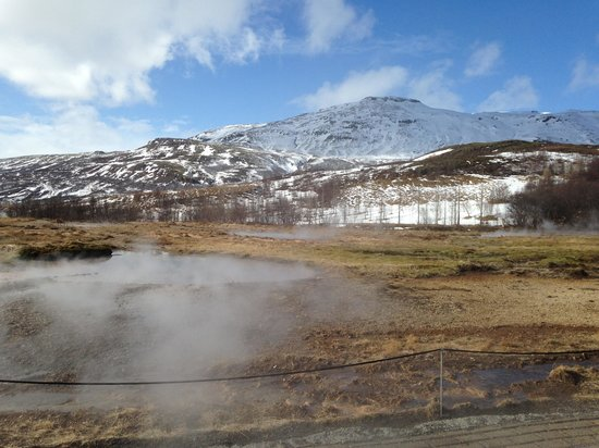 Iceland Guided Tours : Geysir