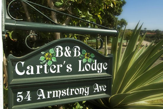 Carter's Lodge: Welcome