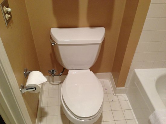 HYATT house Cypress/Anaheim: Toilet