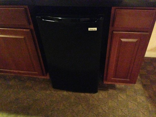 HYATT house Cypress/Anaheim: Fridge