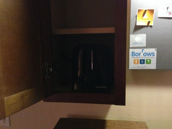 HYATT house Cypress/Anaheim: Toaster