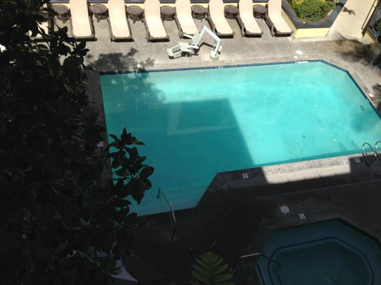 HYATT house Cypress/Anaheim: Courtyard/Pool