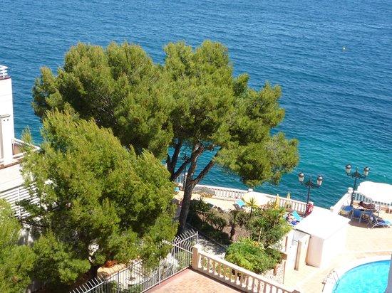Europe Playa Marina : Вид из нашего номера