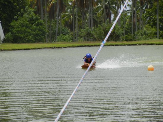 DECA Wakeboard Park: the finisher