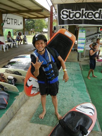DECA Wakeboard Park: 3