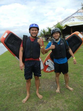 DECA Wakeboard Park: 10