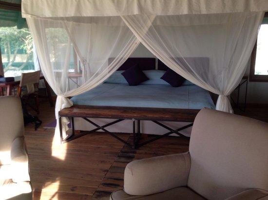 Maramboi Tented Camp: Maramboï camp