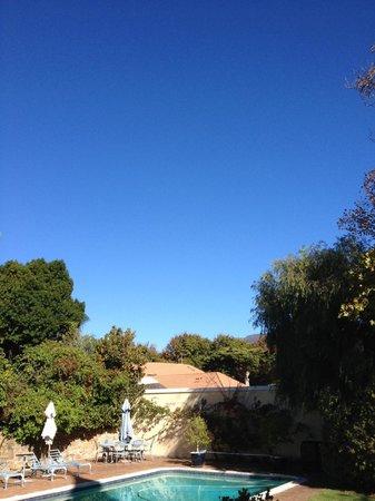 Victoria House : et la couleur du ciel !!!!!