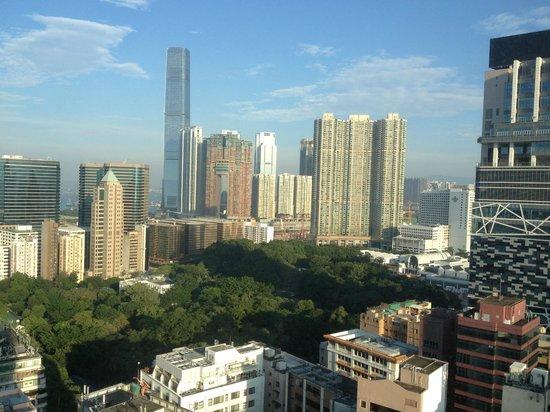 Hyatt Regency Hong Kong, Tsim Sha Tsui : View from Regency Suite King