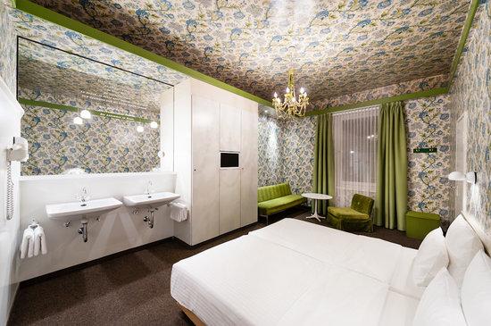 Design Hotel Stadt Rosenheim: Charme Doppelzimmer