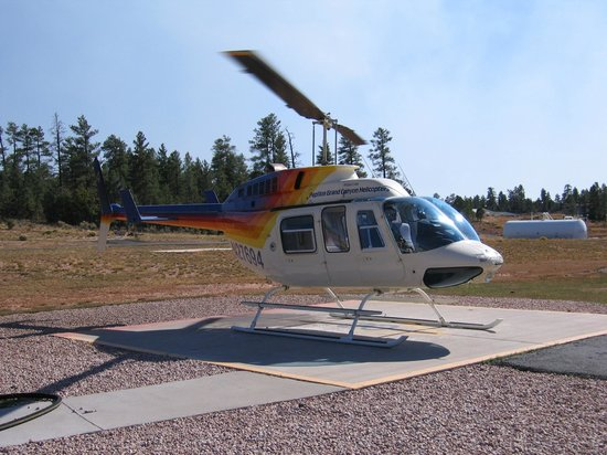 Papillon Grand Canyon Helicopters: Papillon Helicopter