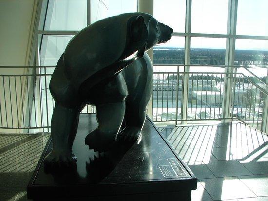 University of Alaska Museum of the North : Museum Exhibit