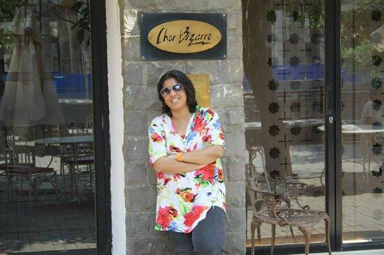 Chor Bizarre : Moghlai Food Experience