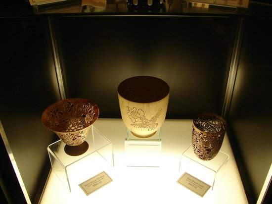 University of Alaska Museum of the North: Birchwood Bowls