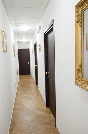 Hotel Chopin: Corridoio
