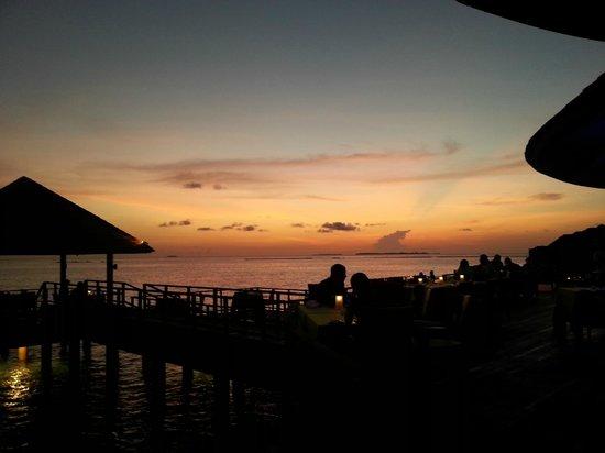 The Sun Siyam Iru Fushi Maldives: Magic moment