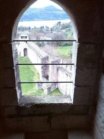 Rocca di Angera: Vista dalla torre