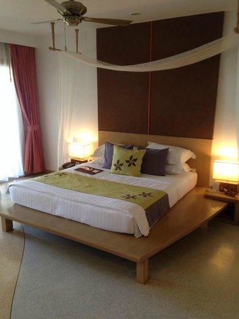 Pakasai Resort : Our Bed