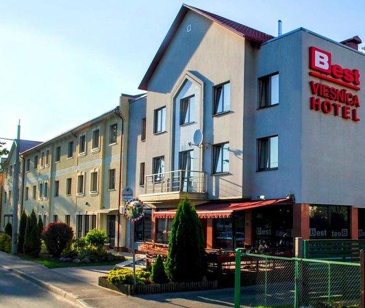 BEST Hotel Riga: Hotel Exterior