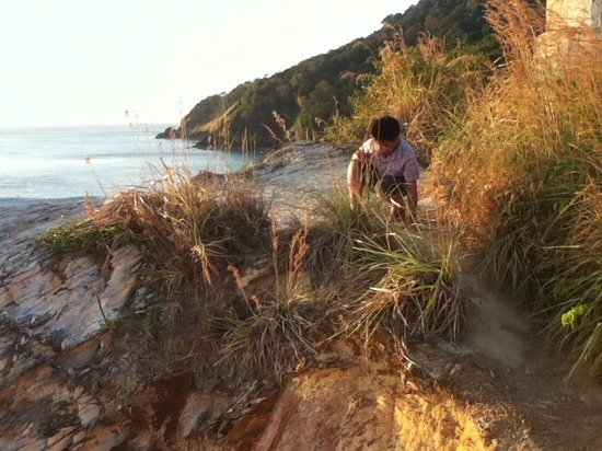 Mu Koh Lanta National Park: view from the top