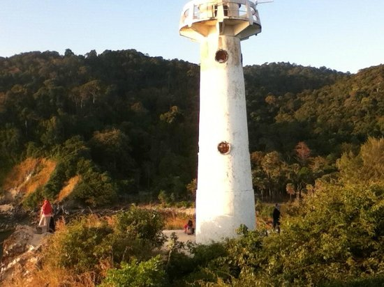 Mu Koh Lanta National Park: The lighthouse