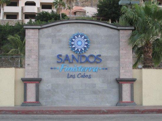 Sandos Finisterra Los Cabos : logo